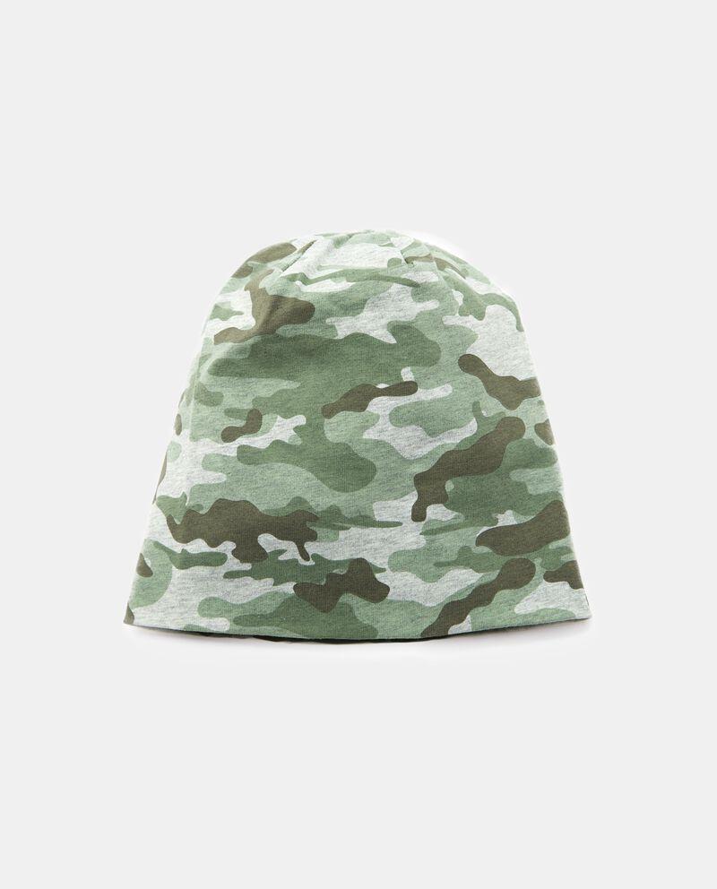 Cappellino fantasia militare