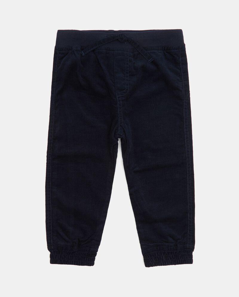 Pantaloni in velluto a costine neonato cover
