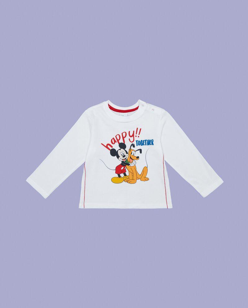 T-shirt stampata neonato