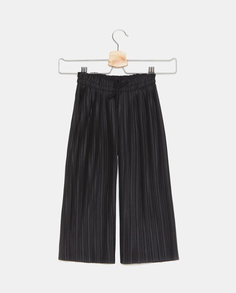 Pantaloni plissettati cover