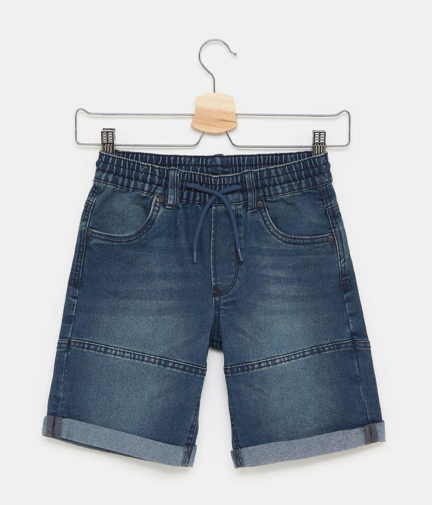 Jeans in cotone misto poliestere bambino