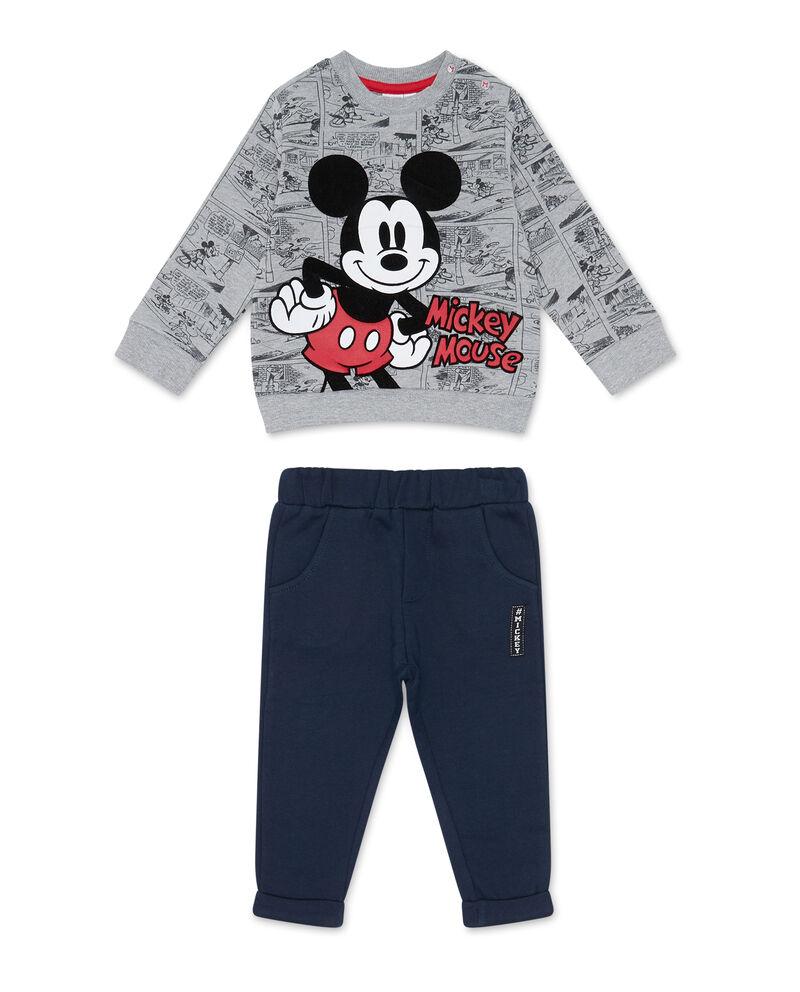 Tuta cotone Mickey Mouse