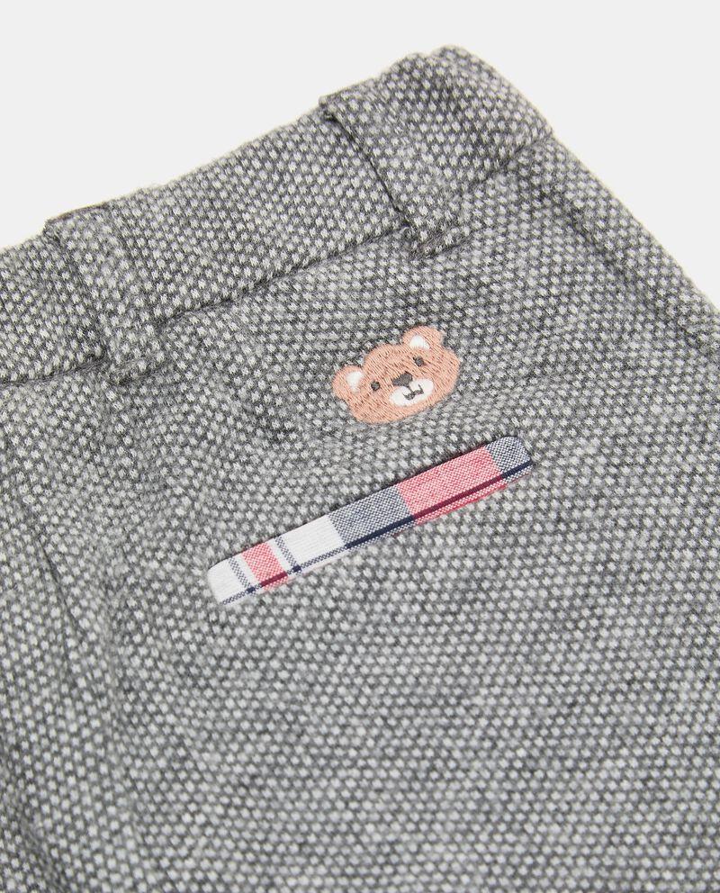 Pantalone elegante chino neonato single tile 1