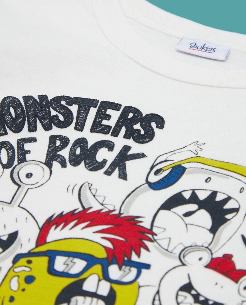 T-shirt neonato in puro cotone