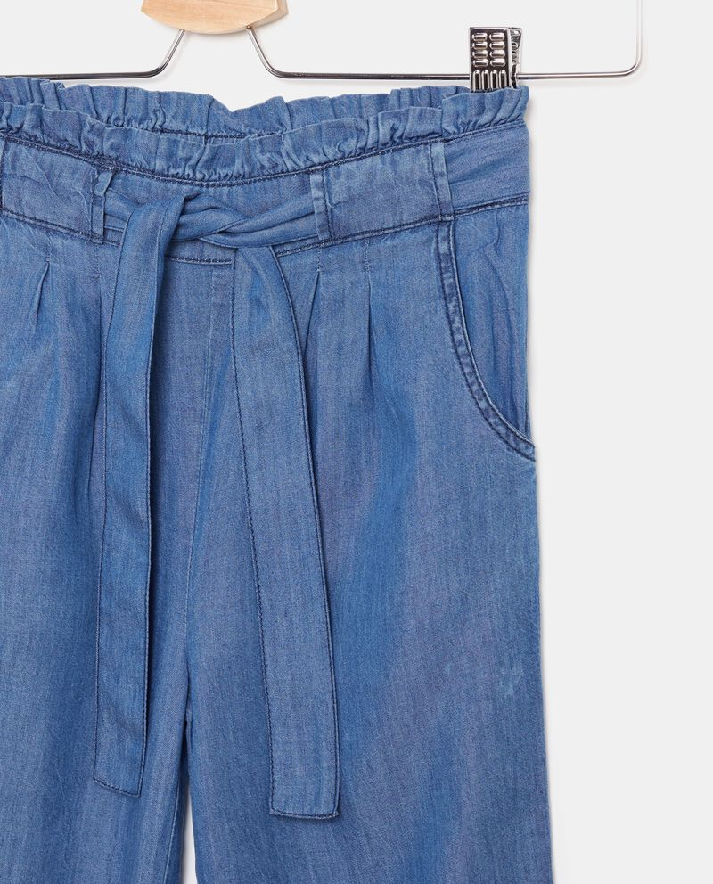 Pantaloni denim bambina single tile 1