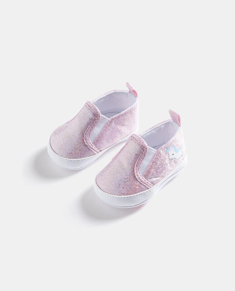 Scarpine glitterate neonata