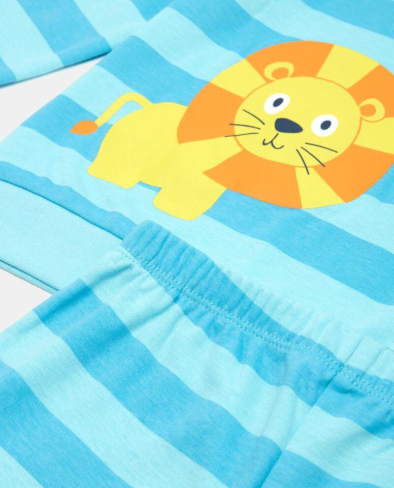 Set pigiama neonato in puro cotone