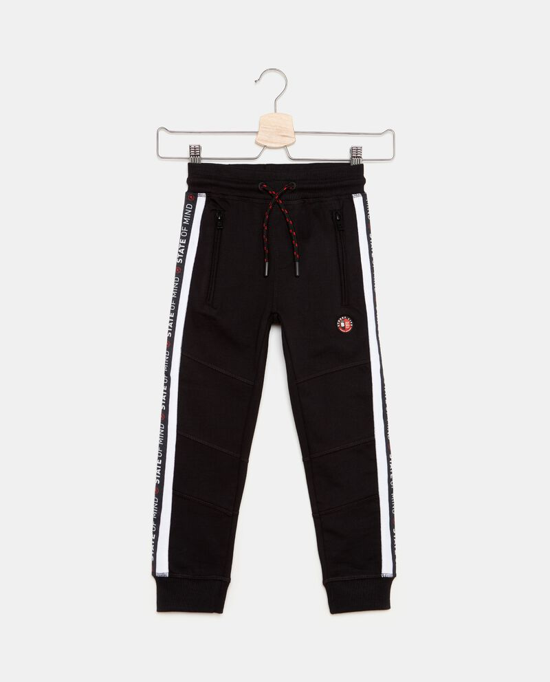 Pantaloni bande laterali cover