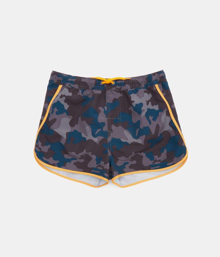 Shorts mare militari ragazzo