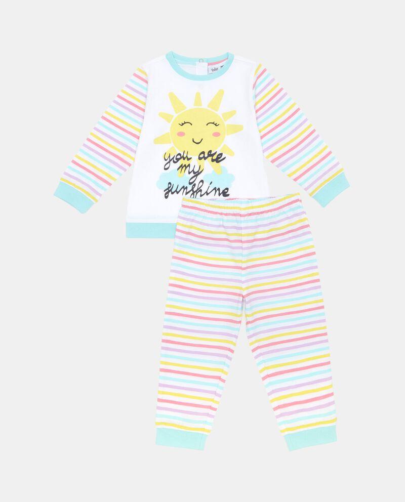 Set neonata pigiama puro cotone