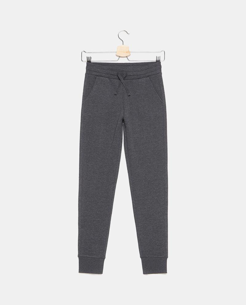 Pantaloni della tuta mélange ragazza