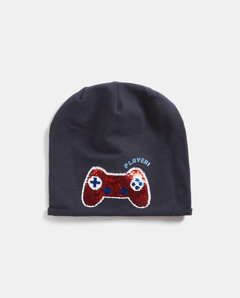 Cappellino con joystick