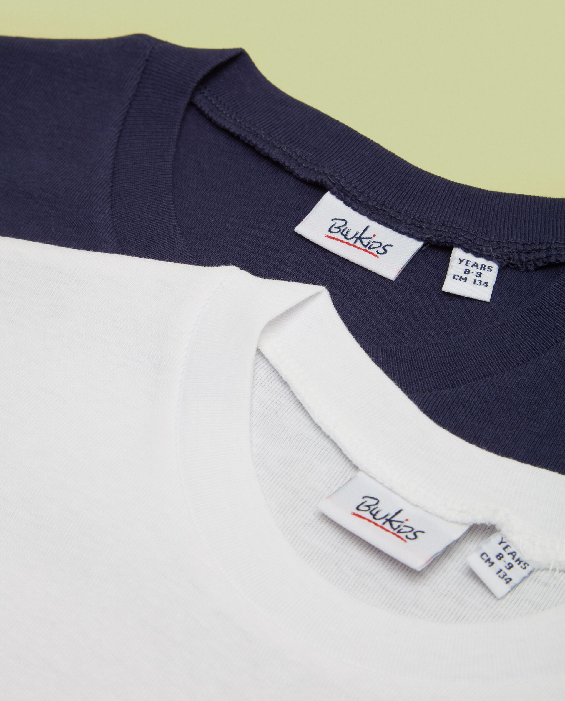 Tripack magliettine intime in puro cotone