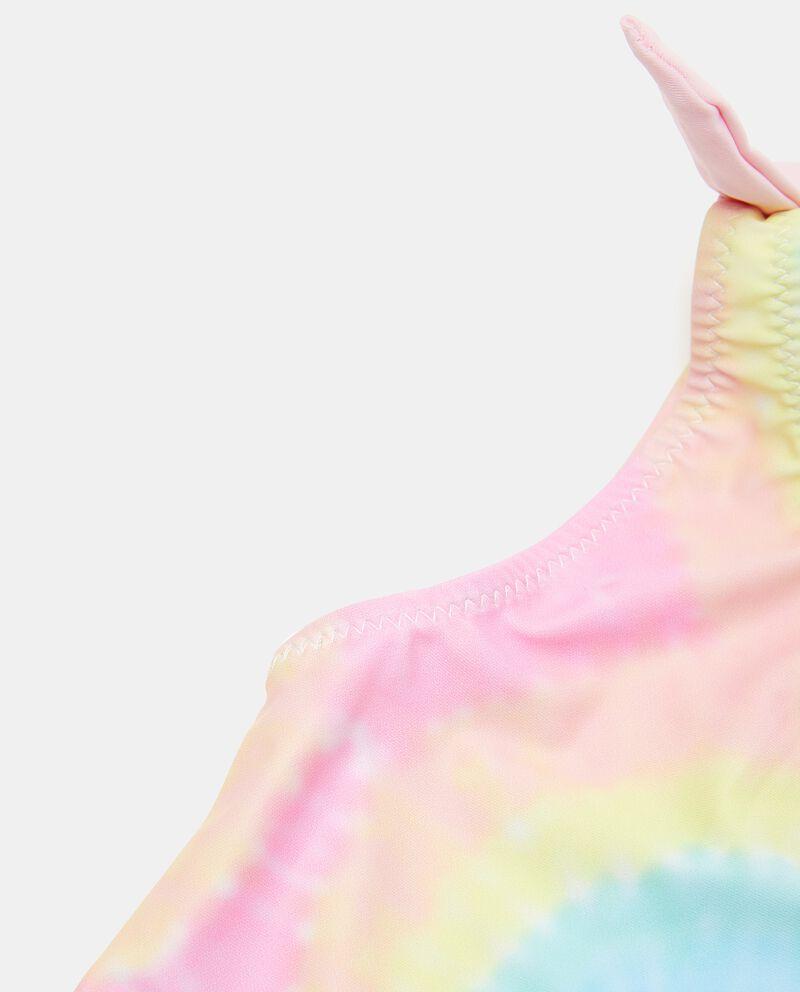 Costume intero tie and dye bambina single tile 1