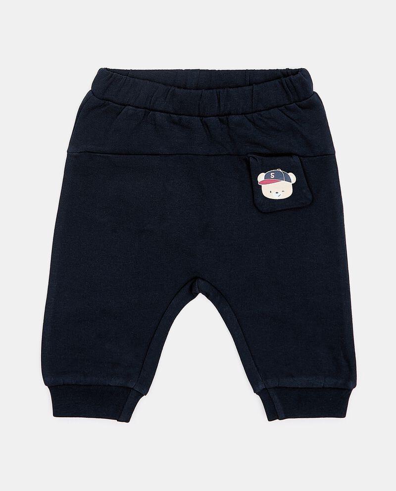 Pantaloni in felpa neonato cover
