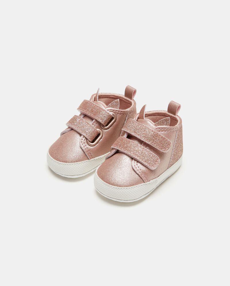 Scarpine in glitter neonata cover