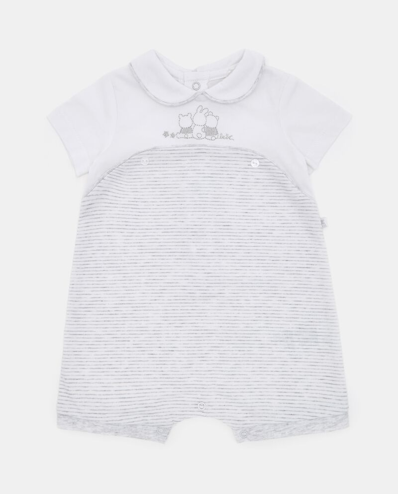 Pagliaccetto nascita in puro cotone