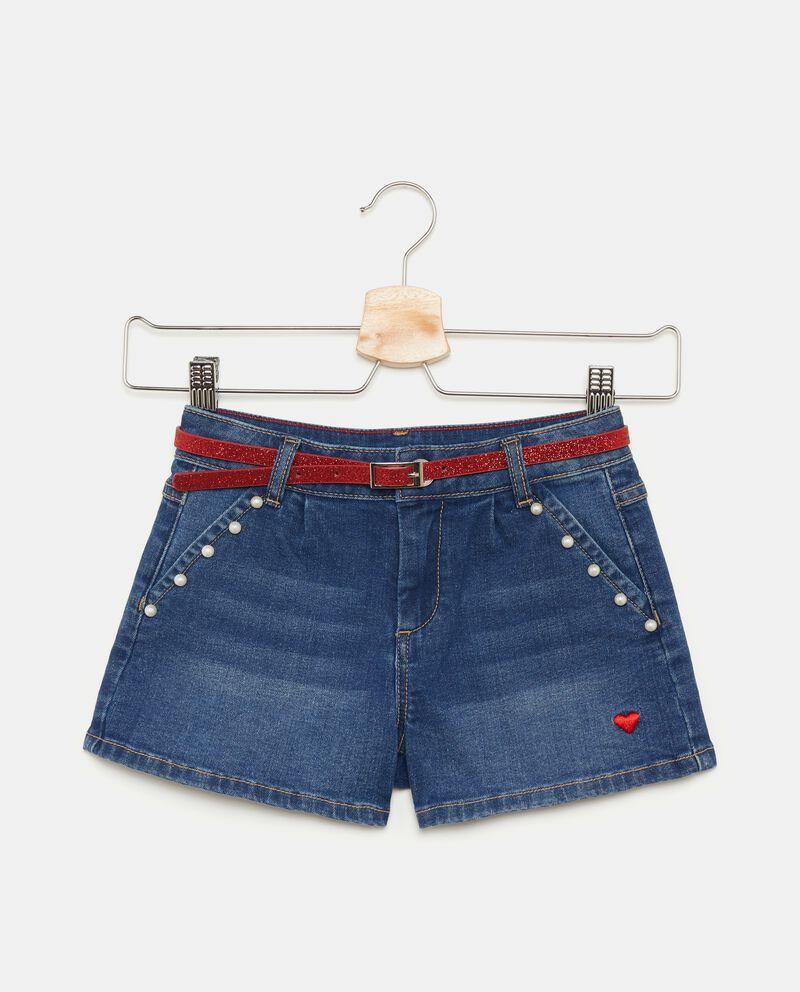 Shorts con perline bambina cover