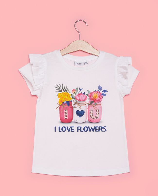 T-shirt stampata carousel 0