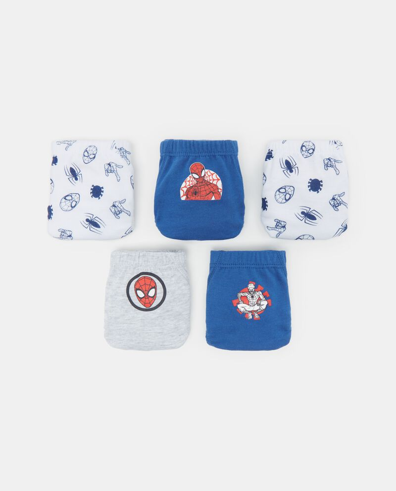 Set slip Spiderman bambino