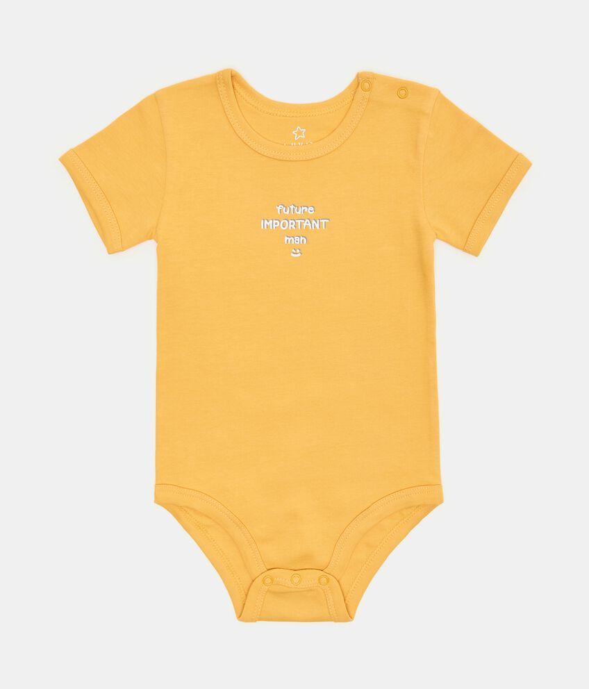Set con 5 body puro cotone biologico neonato double 2