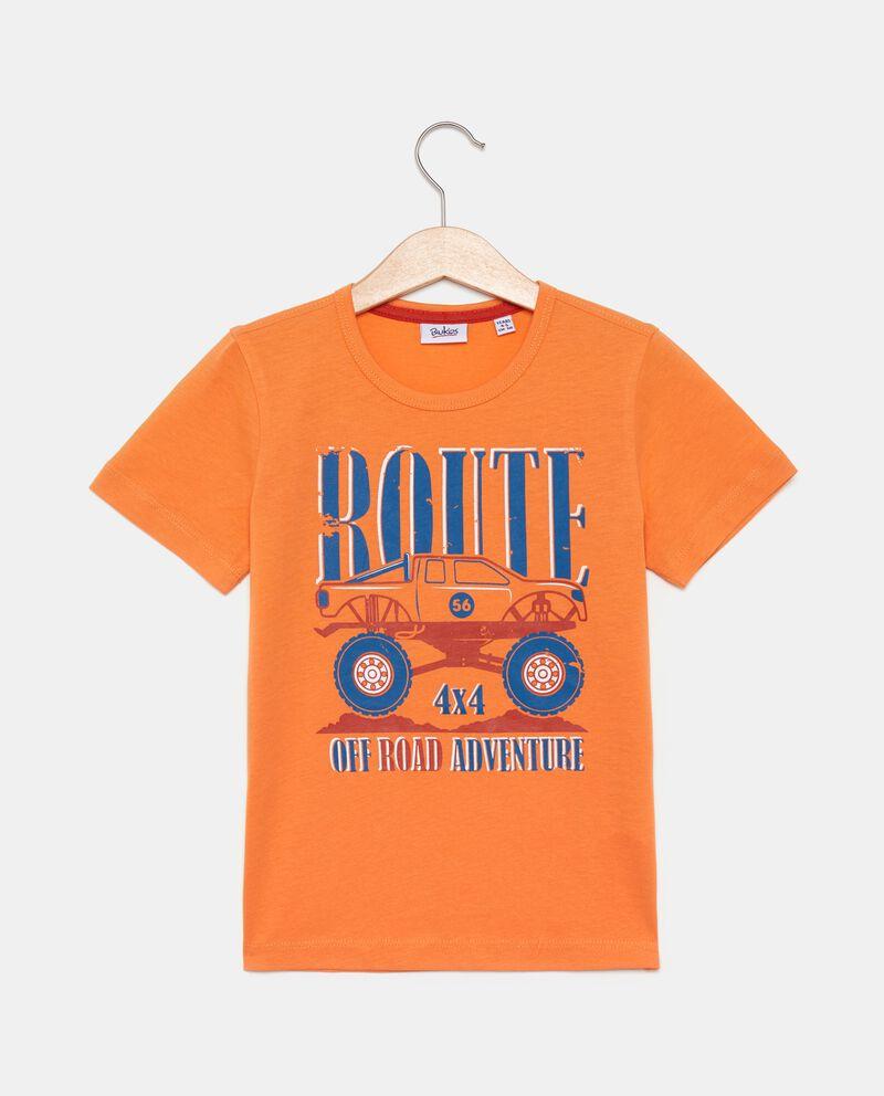 T-shirt in puro cotone bambino