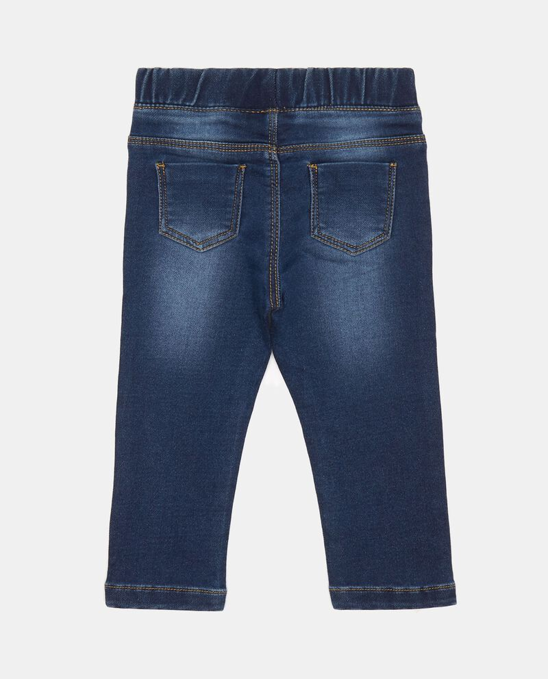 Jeans cinque tasche stretch