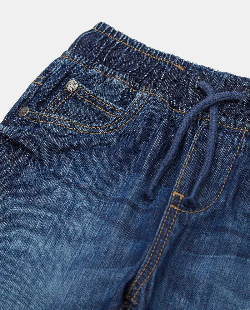 Pantaloni denim neonato single tile 1