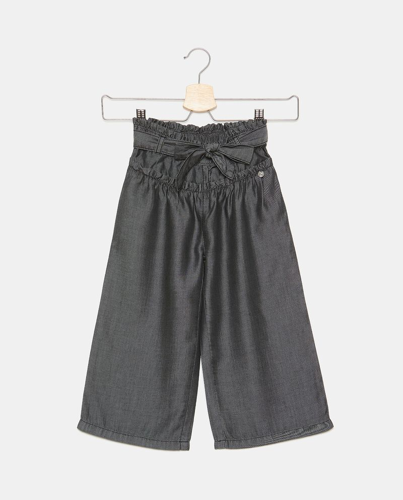 Pantaloni ampi con vita elasticizzata bambina cover