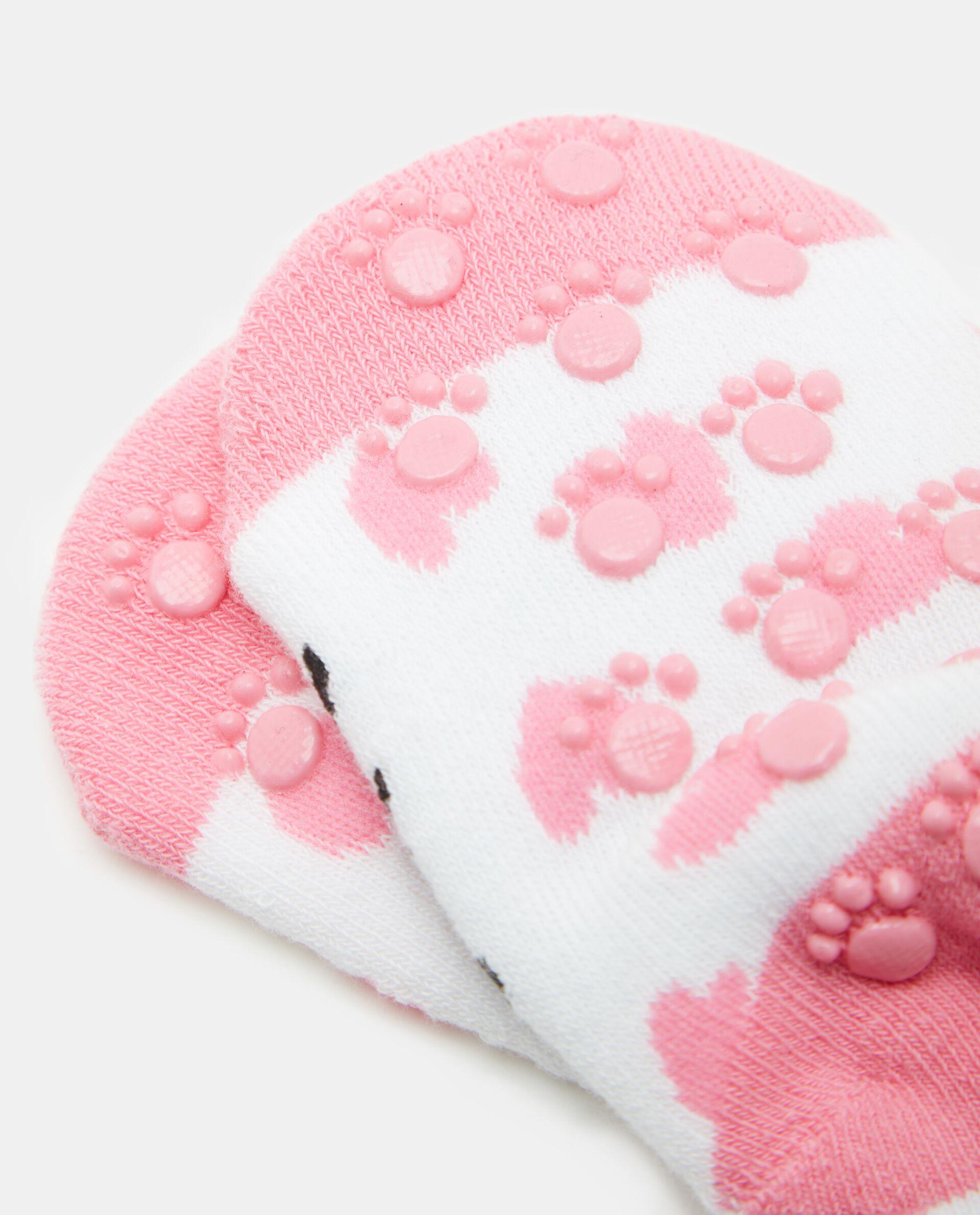 Calze antiscivolo corte neonata