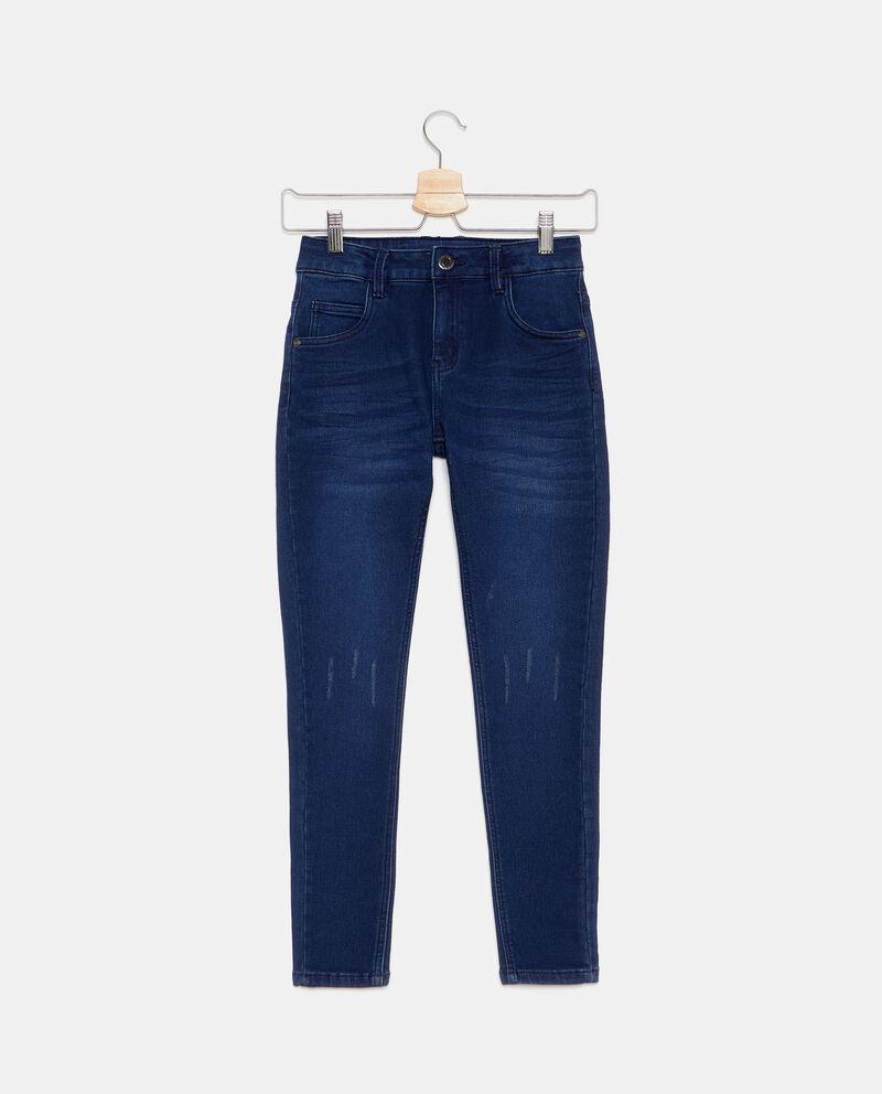 Jeans cinque tasche ragazzo