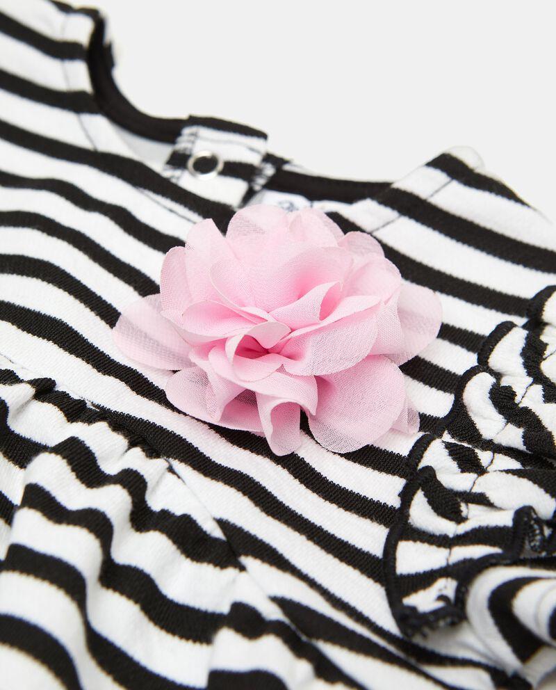 Set con vestito e leggings neonata single tile 1