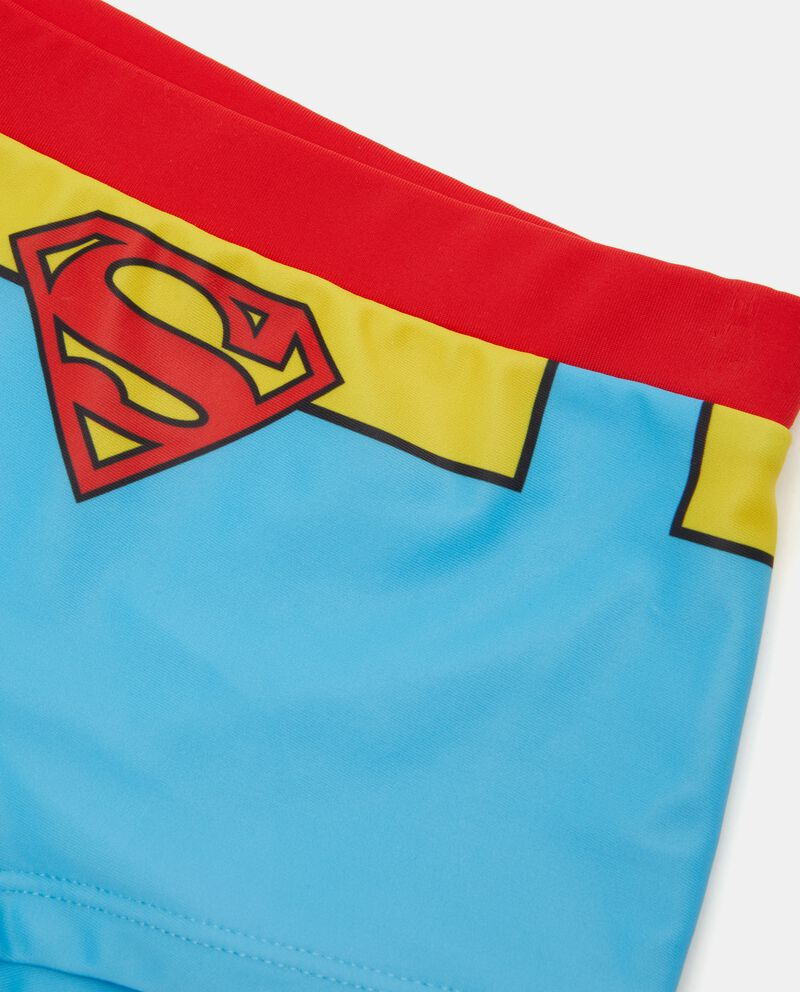 Boxer costume stampa Superman