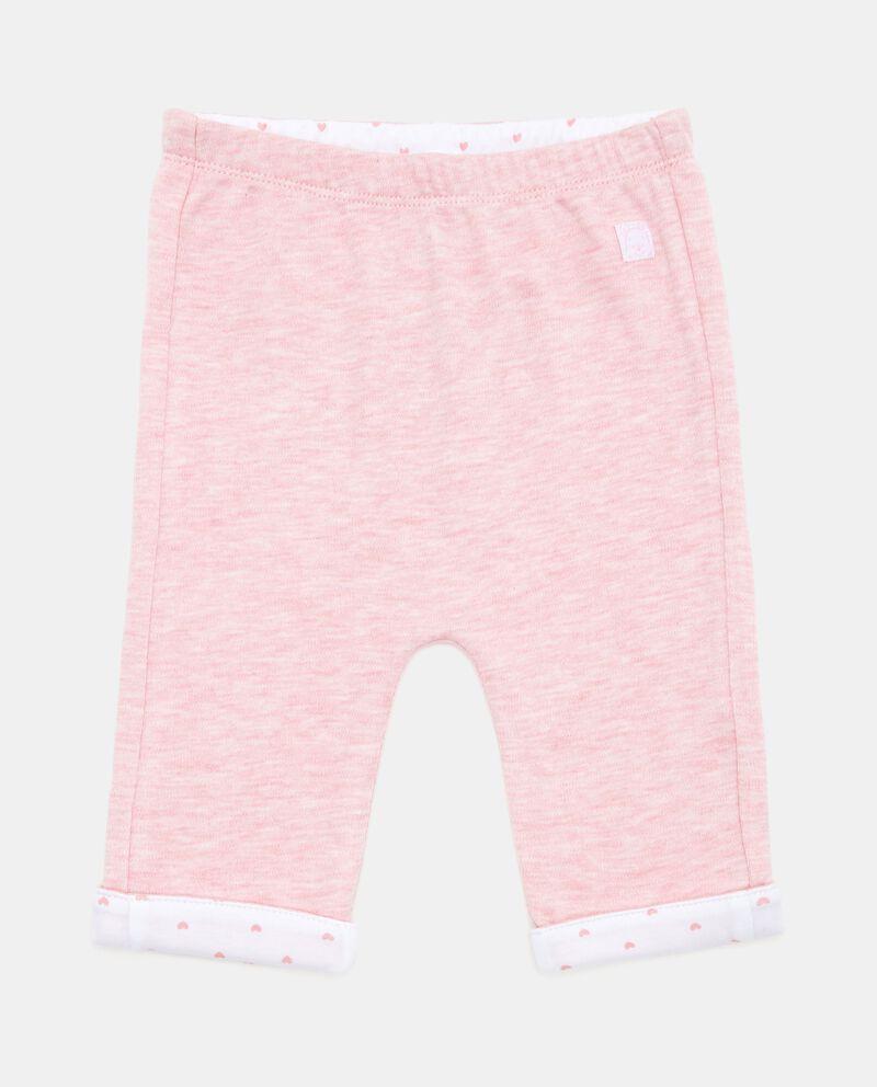 Pantaloni mélange cover