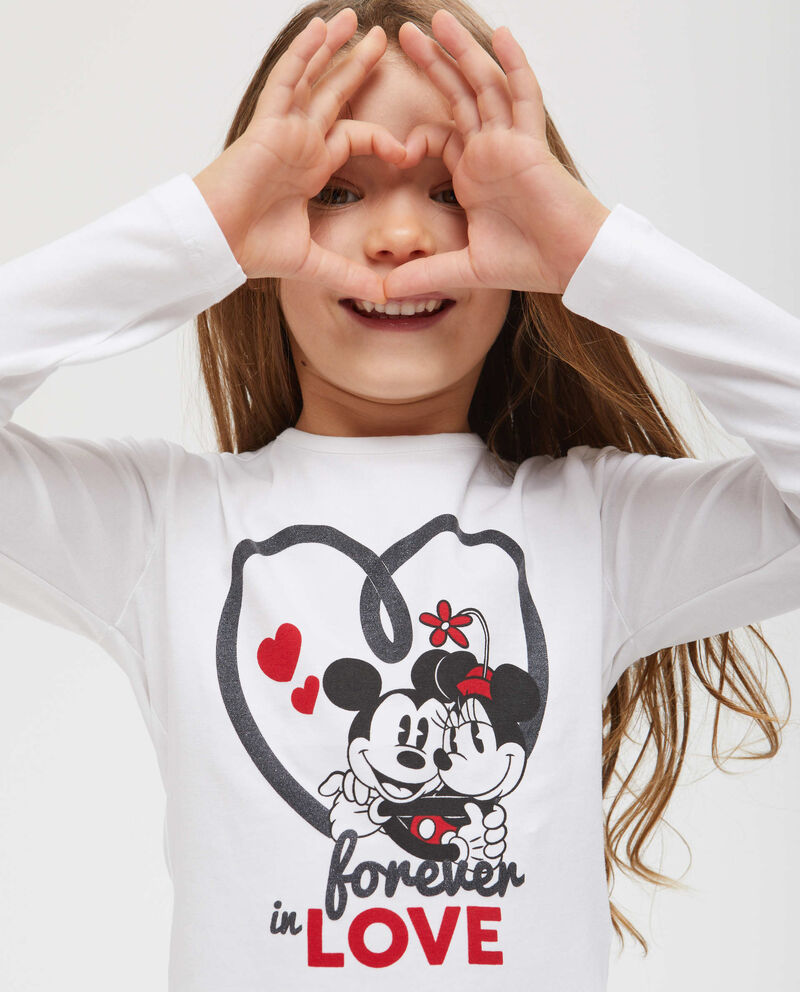 T-shirt maniche lunghe Mickey Mouse