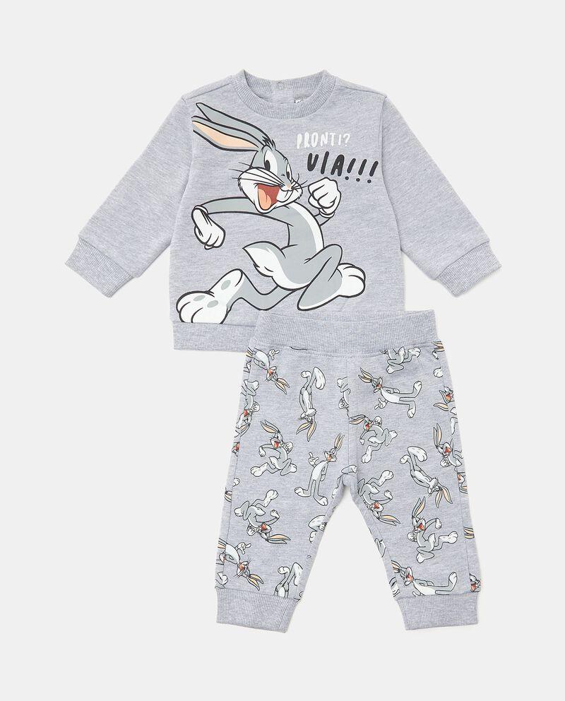 Set jogging con Bugs Bunny neonato