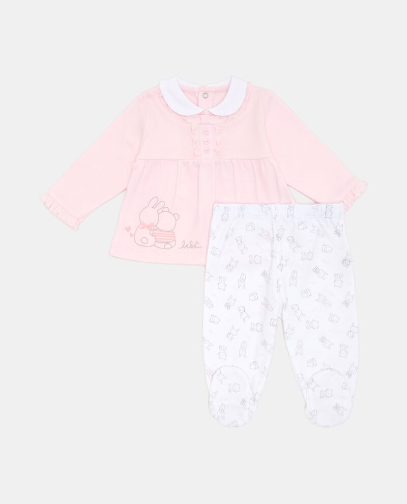Set neonata in puro cotone