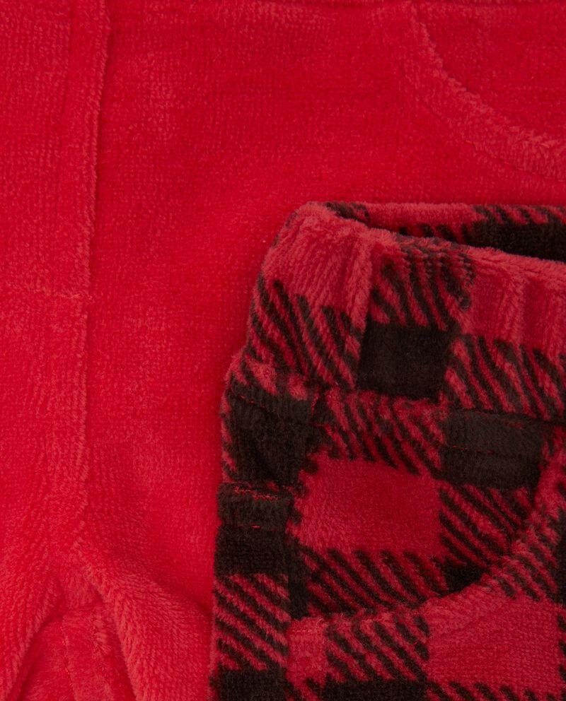 Set pantaloni tartan