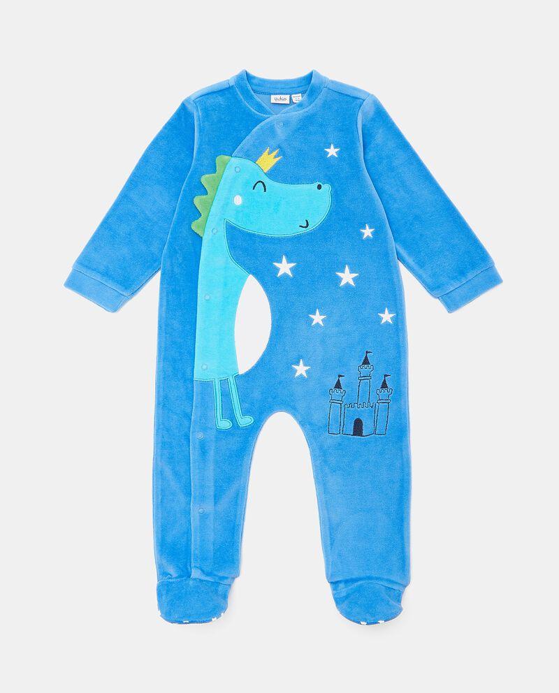 Tutina pigiama cotone biologico neonato