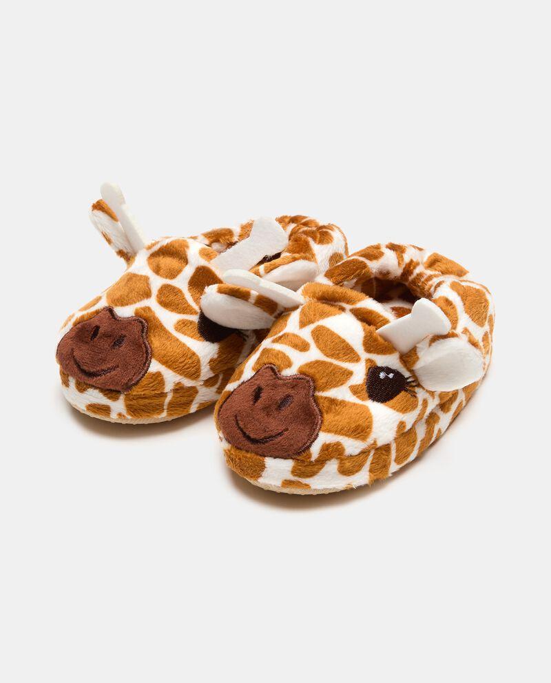 Ciabattine antiscivolo giraffe cover