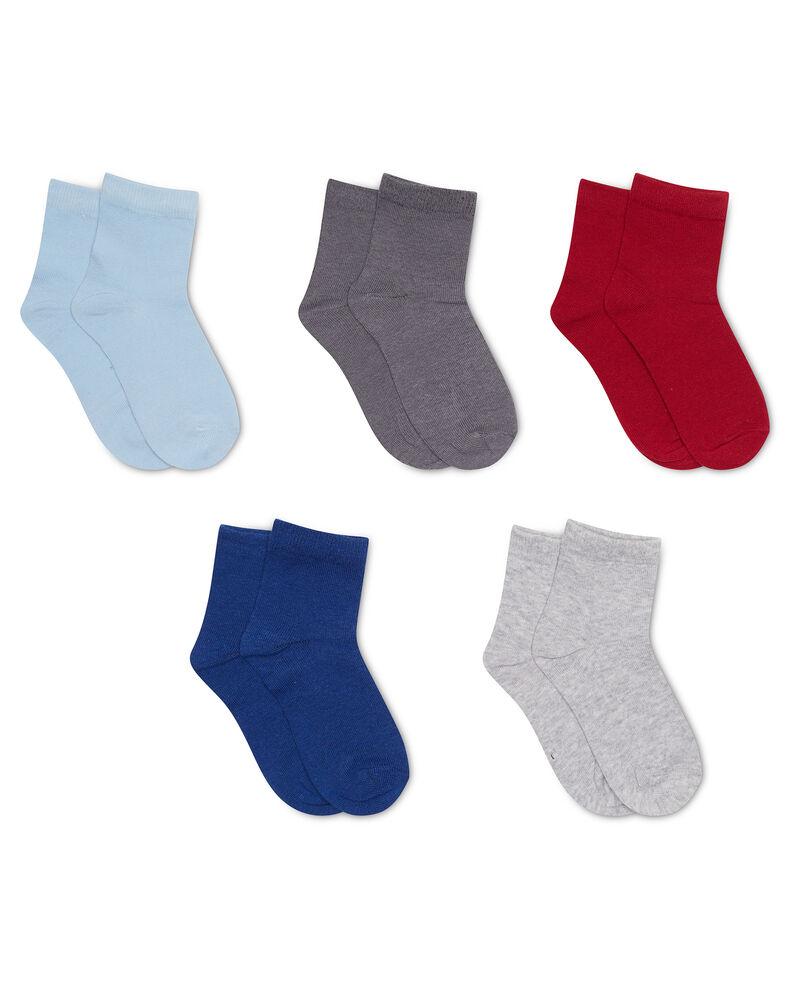 Set cinque paia di calze stretch