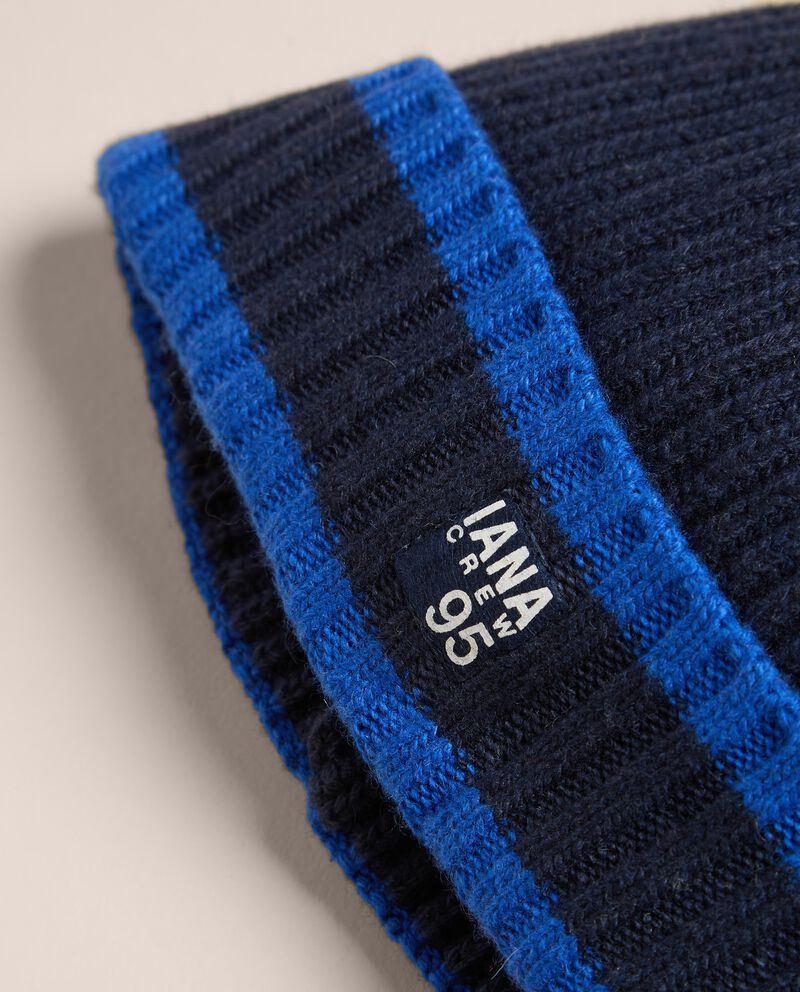 Berretto tricot IANA Made in Italy single tile 1