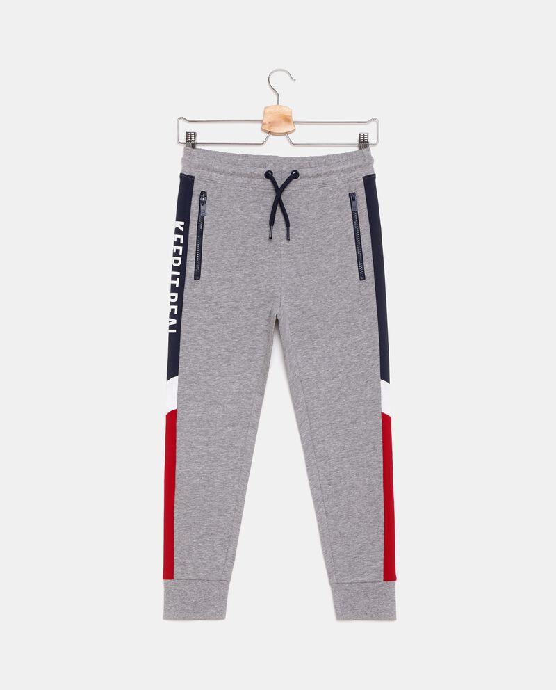 Pantaloni sportivi con bande