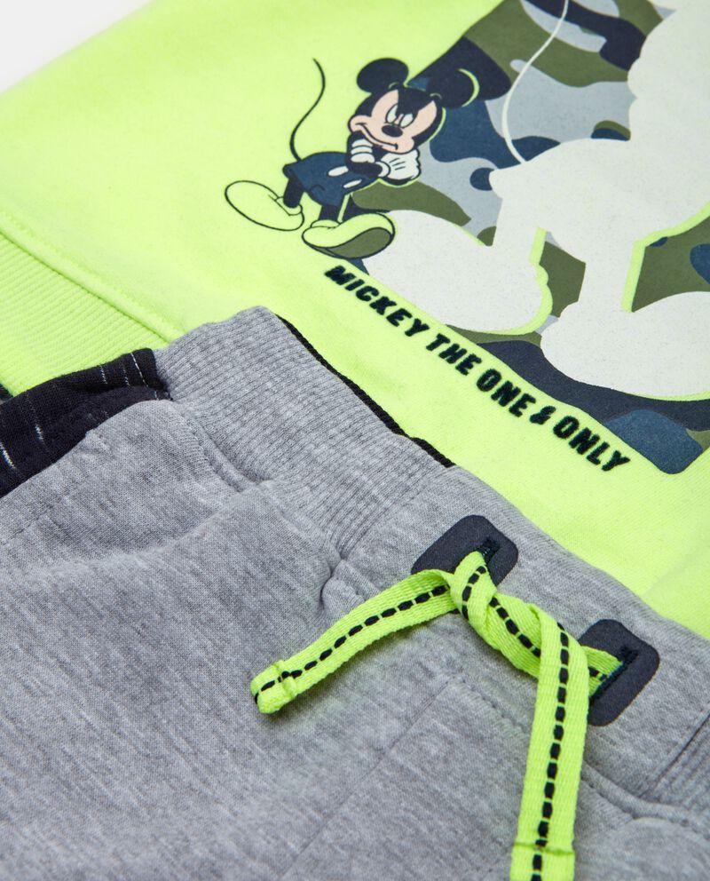 Jogging set neonato Mickey Mouse