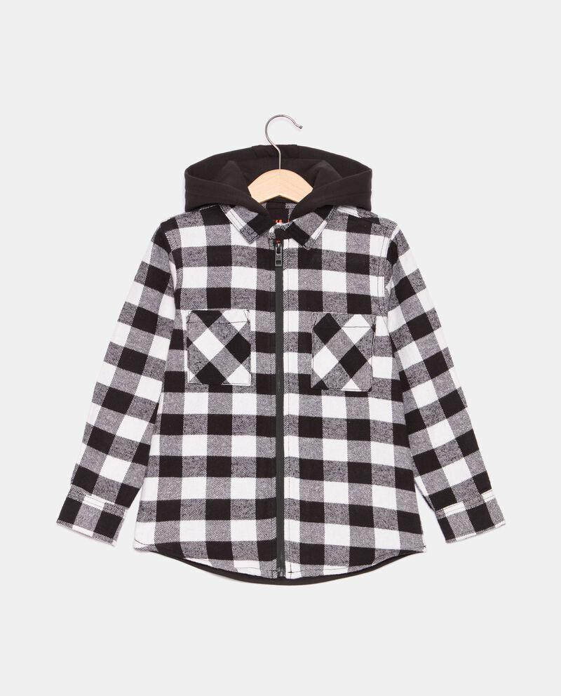 Camicia in flanella check bambino cover