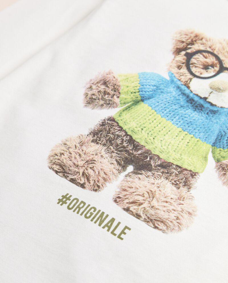 T-shirt mano pesca con stampa IANA single tile 1