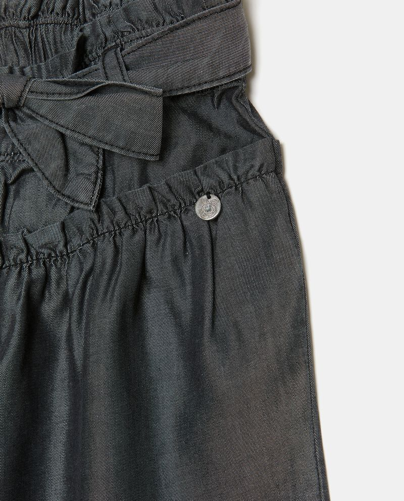 Pantaloni ampi con vita elasticizzata bambina single tile 1