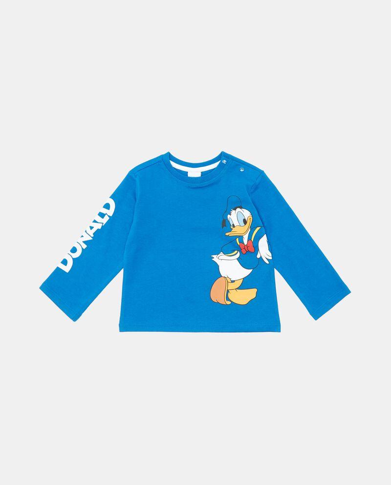 T-shirt in puro cotone Paperino neonato