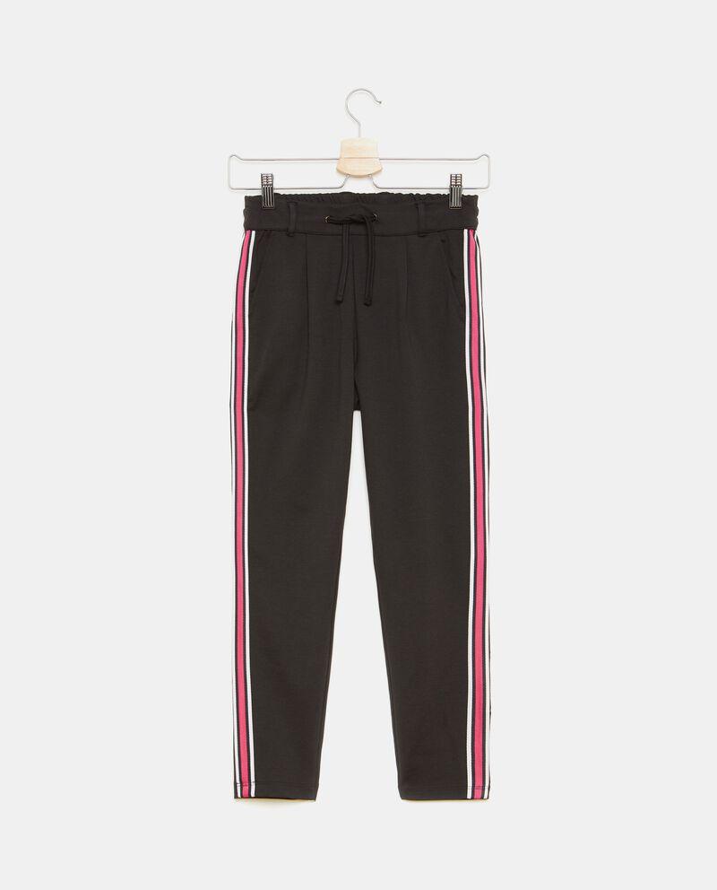 Pantaloni bande laterali ragazza